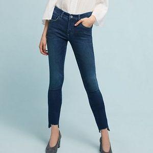 Pilcro & The Letterpress | Mid Rise Skinny Jeans